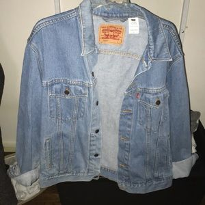 Mens levi Denim/Trucker Jacket